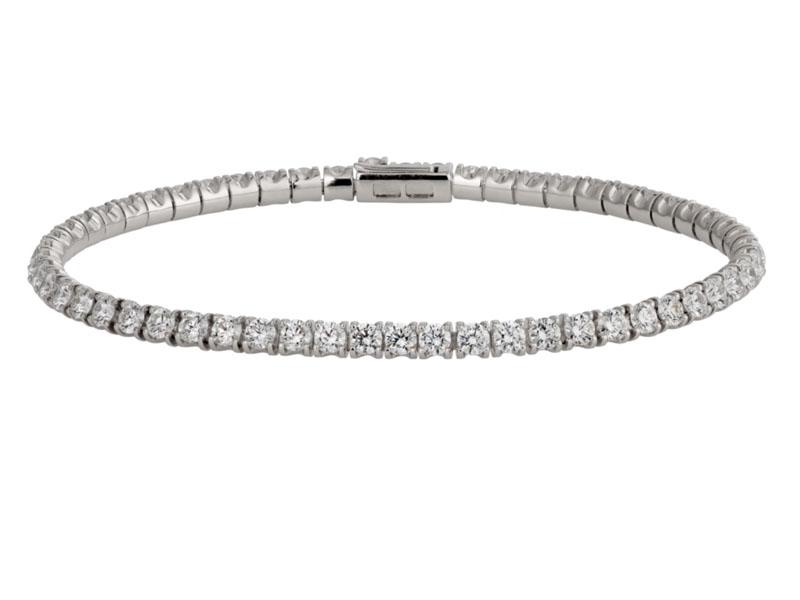 Браслет Cartier основные линии коллекция Diamond