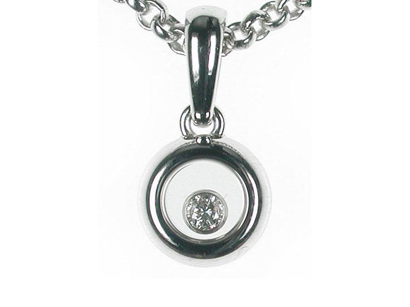 Chopard, Happy Diamonds, подвеска 792904-1001