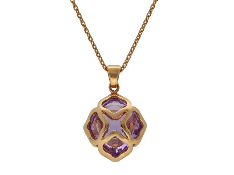 Подвеска Chopard Imperiale розовое золото