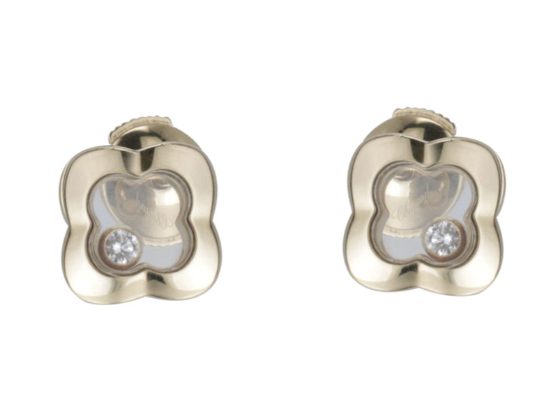 Серьги Chopard Happy Diamonds 836955-1001